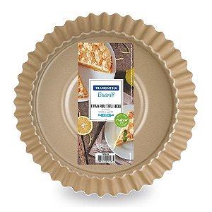 Forma Tramontina para Torta e Bolo Starflon Cereja 26cm