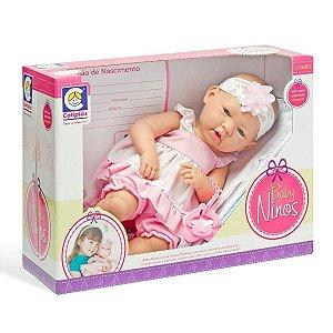 Boneca Cotiplás Baby Nino's