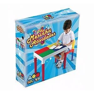 Mesinha de Atividades Com Cadeira - Bell Toy