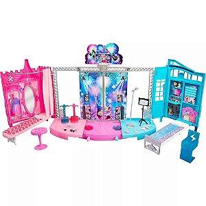 Barbie Palco Rock'n Royals - Mattel