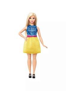 Barbie Fashionistas Chambray Chic - Mattel