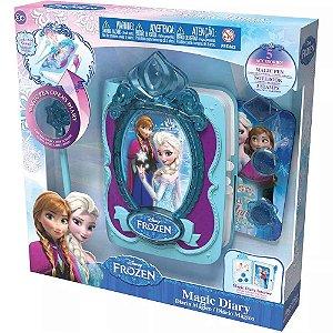 Diário Mágico da Frozen - Intek Toys