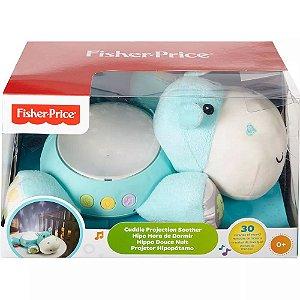 Projetor Hipopótamo - Fisher Price