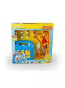 Kit Médico Galinha Pintadinha - Brinquedos Rosita