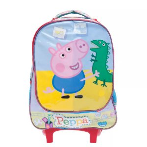 Mochilete Peppa Pig - Xeryus