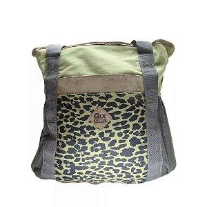 Bolsa para Notebook Verde Onça - Qix Missy