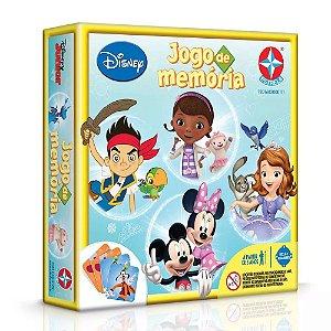 Jogo de Memória Disney Estrela