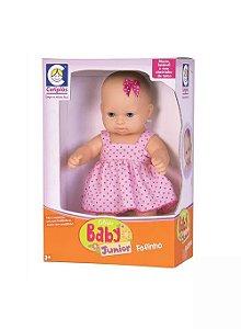 Boneca Cotiplás Baby Junior Fofinha