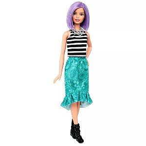 Barbie Fashionista Va-Va-Violet - Mattel