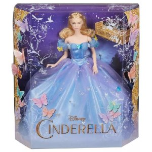 Boneca Cinderela Disney - Mattel