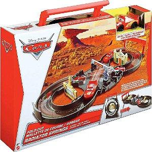 Pista Dos Carros Radiator Springs - Mattel