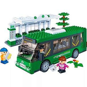 Blocos De Montar Estação De Ônibus - Banbao