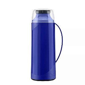 Garrafa Térmica Invicta Firenze Azul 1,0L