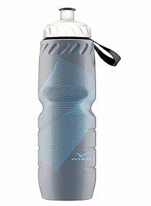 Garrafa De Água Squeeze Enjoy Sports Térmico Azul - Invicta