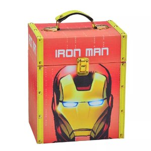 Caixa Porta Trecos Iron Man Espressione