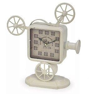 Relógio de Mesa Retroprojetor Espressione