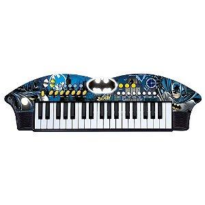 Teclado Musical Batman Cavaleiro das Trevas Fun
