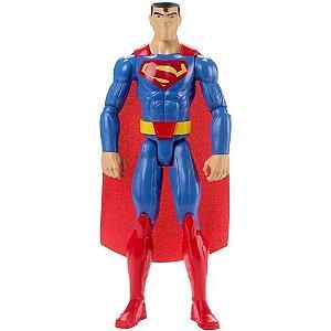 Boneco Superman Articulado 30cm Mattel