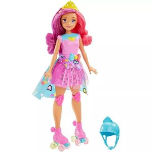 Barbie Princesa Vídeo Game com Luzes Mattel