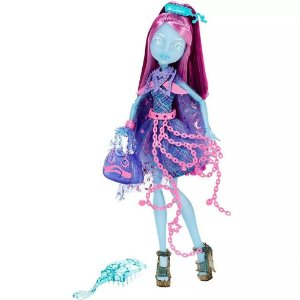 Monster High - Assombrada - Kiyomi Haunterly Mattel