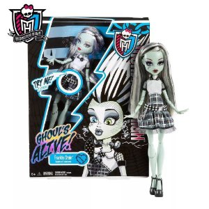 Boneca Monster High Frankie Stein Mattel
