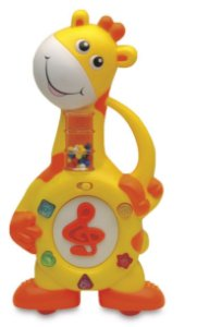 Girafa Musical Buba