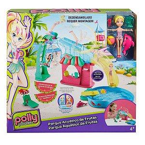 Polly Parque Aquático de Frutas Mattel