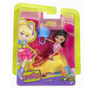 Polly Scooter Crissy Mattel