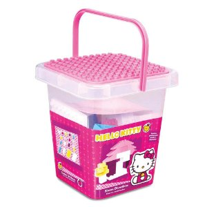 Blocos de Montar Hello Kitty 104 peças Monte Líbano