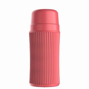 Mini Garrafa Térmica Termolar 300ml Rosa