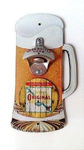Placa Abridor de Garrafa Original