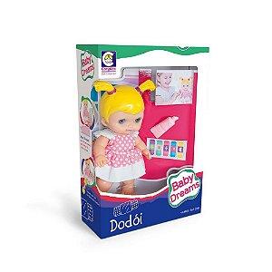Boneca Cotiplás Baby Dreams Dodói