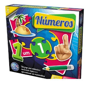 Jogo Números Pais & Filhos