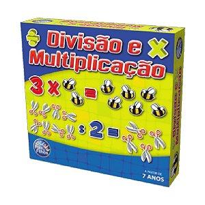 Jogo Divisão e Multiplicação Pais & Filhos