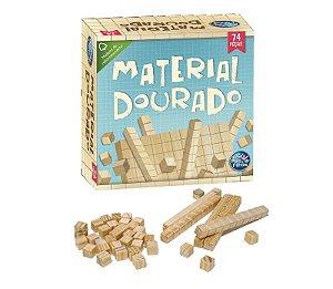Jogo Material Dourado Pais & Filhos