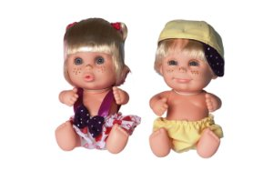 Bonecas Twins Bebês Gêmeos Candide