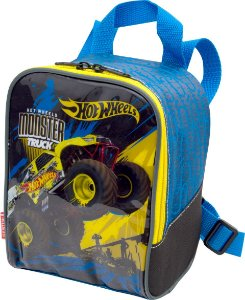 Lancheira Hot Wheels Monster Truck Sestini