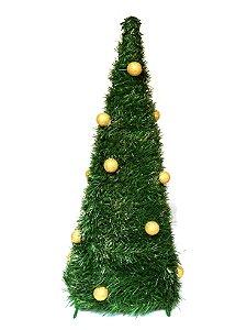 Árvore De Natal Para Mesa 69cm Decorville