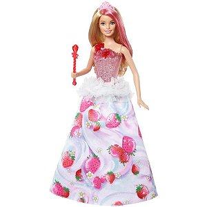 Barbie Dreamtopia Princesa Reino Dos Doces Mattel