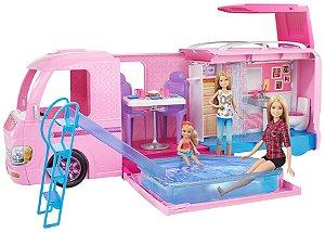 Barbie Trailer Dos Sonhos Mattel