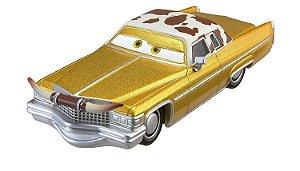 Carrinho Carros 3 Tex Dinoco Mattel