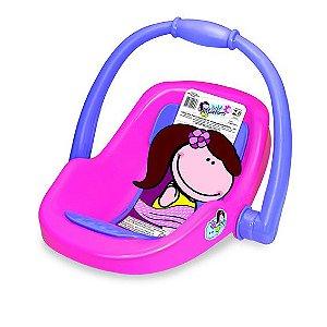 Bebê Conforto Para Boneca Rosa Tilin