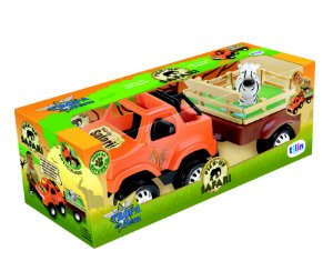 Carrinho Pick Up Safari Tilin