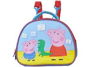 Lancheira Peppa Pig e George Xeryus
