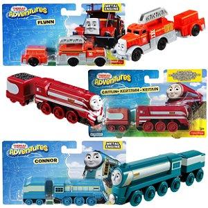 Kit Locomotiva Thomas e Seus Amigos Fisher-Price