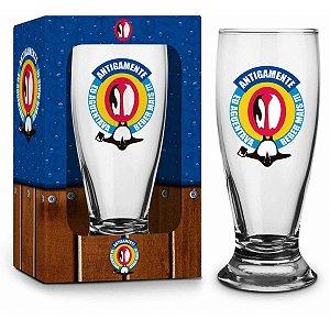 Copo de Cerveja Personalizado Antigamente Brasfoot