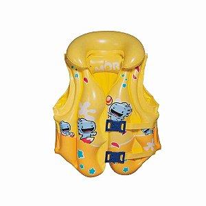 Colete Inflável Infantil Premium Atlantis Mor