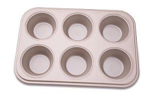 Forma para Cupcake Tramontina Starflon La Pasticceria