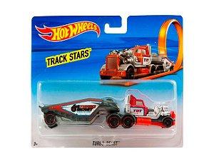 Carrinho Hot Wheels Track Stars Turbo Beast Mattel