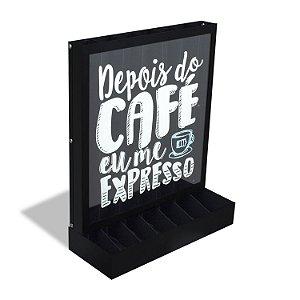Porta Cápsulas Nespresso Geguton para Bancada Depois do Café